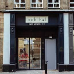 dohhut donuts shop leeds